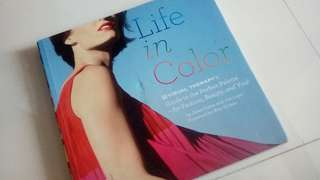 Color Visual Fashion Book