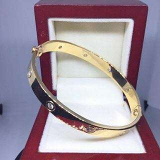 Cartier W Diamonds 18K