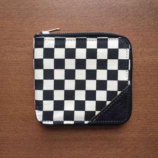 Billykirk for Vans Classic Checked Zipper Wallet