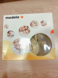 Medela Breast Pump swing double
