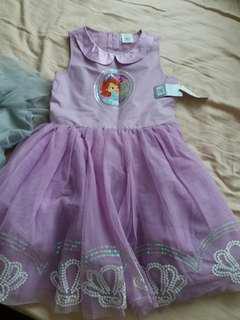 Disney Sofia 公主裙