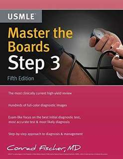 Master the Boards USMLE Step 3 5th Edition (2018) Pdf