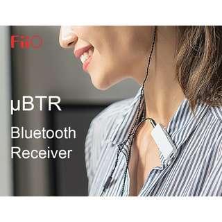 全新 FiiO μBTR 藍牙耳擴 支援 AptX 獨立音量調節 支援 NFC