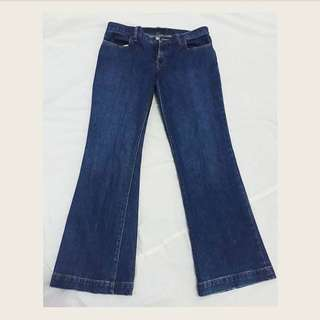 Celana Jeans Semi Cutbray