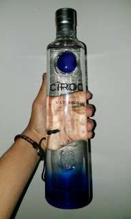 Ciroc Vodka (Sealed)