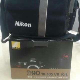 Nikon Camera D90
