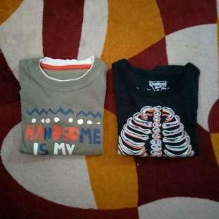 Oshkosh & Mothercare Tshirt