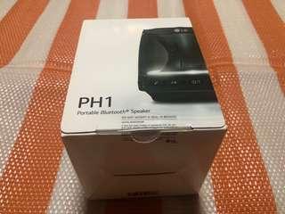 Brand New LG Portable bluetooth speaker PH1(sealed)