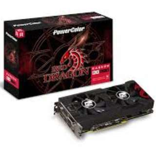 AXRX 570 4GBD5-3DHD/OC 3YRS	POWERCOLOR RED DRAGON RX570 4GD5 OVERCLOCKED (3Y)