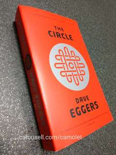 THE CIRCLE by Dave Eggers - English Novel