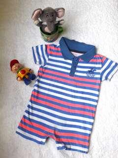 Preloved stripes jumper