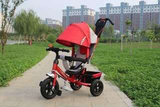 Stroller bike kids