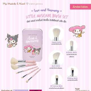 Limited 😆🤩Love & Harmony Sanrio Make Up Brush