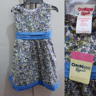Osh kosh brand new blue dress