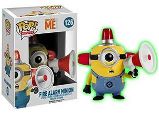Funko Pop Minions 126