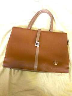 DIJUAL TAS LEATHER BAG (no brand)