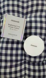 MAMODE Brightening Cover Powder Cushion SPF 50+ / PA+++
