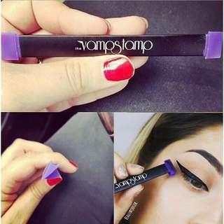 🍓Cats Eye Stamp perfect Liner perfect gel eyeliner shaper Huda Beauty make up magic