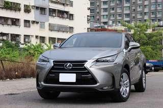 FB搜尋【阿彥嚴選認證車-Yencar】'2015 NX200T 棕.全景天窗.電尾門、中古車、二手車、全額貸、車換車