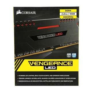 Corsair Vengeance Led 2x8GB RAM
