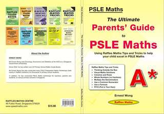 The Ultimate Parent's Guide to PSLE Maths