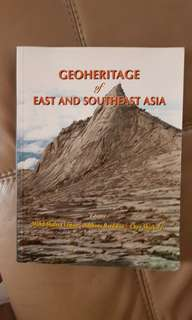 Geoheritage of East  Southeast Asia