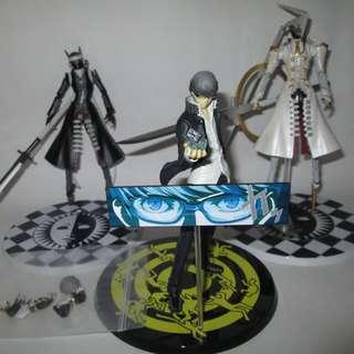 Persona 4 Yu Narukami (Figuarrts), Izanagi (D-Arts), and Izanagi-no-Okami (D-Arts) Set