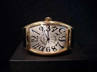 Franck Muller Sunset 6850 SC 18k Gold