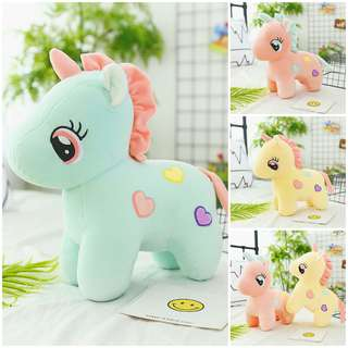 Unicorn Plush Toys