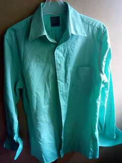 Dansen Light Green/Blue Green Longsleeve