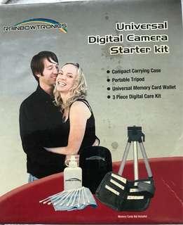 Universal Digital Camera Starter kit