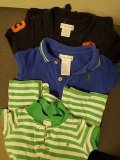Ralph Lauren Polo romper set