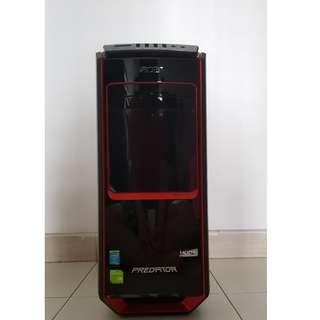 Cheap!!! Sell a Gaming Desktop Acer Predator G3-605