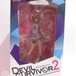 Devil Survivor 2: Io Nitta Excellent Model by MegaHouse
