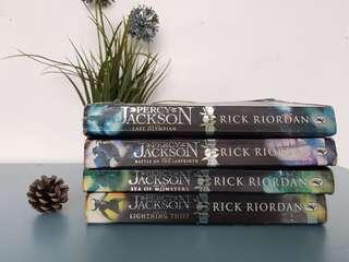 Percy Jackson Series