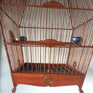 17 stick jambul cage