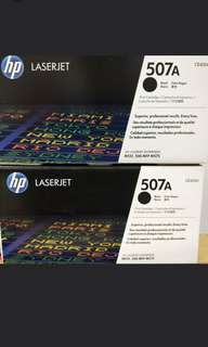 Printer Toner (HP Laserjet 507A Black CE400A)