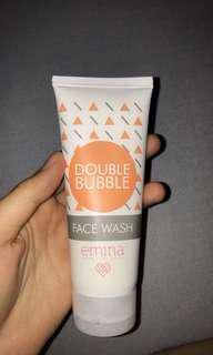 EMINA double bubble face wash