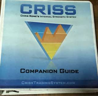CRISS-Chris Rowe's Internal Strength System with DVD