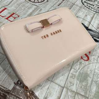 🆕Authentic Ted Baker I Pad Mini Pouch