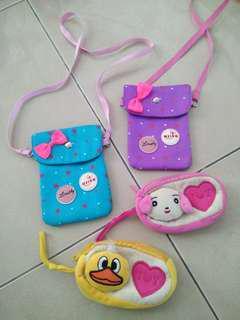 Sling bag & purse