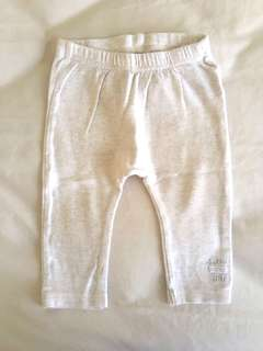 Mothercare legging pants beige