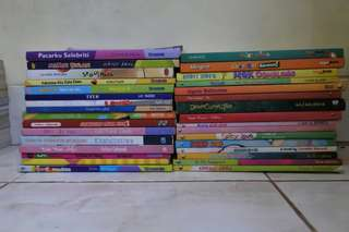 Novel Teenlit murah