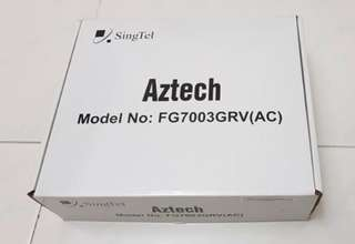 Aztech FG7003GRV SingNet Router