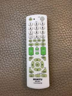 Huayu 萬能電視遙控器 HR-C877,不包電池