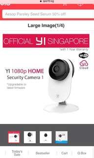 Yihome 1080p XIAOYI 1080p HOME CAMERA
