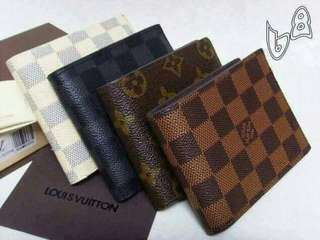 Lv Wallet with box(HQ)