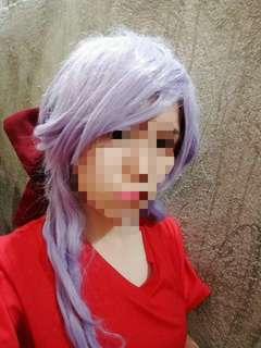 Shinoa wig free sf within metro