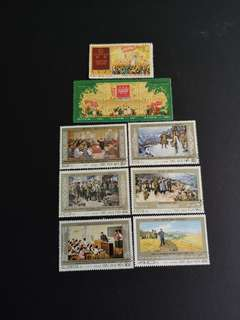 B35  Stamps