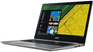 Acer Aspire Swift 3 Bisa Kredit